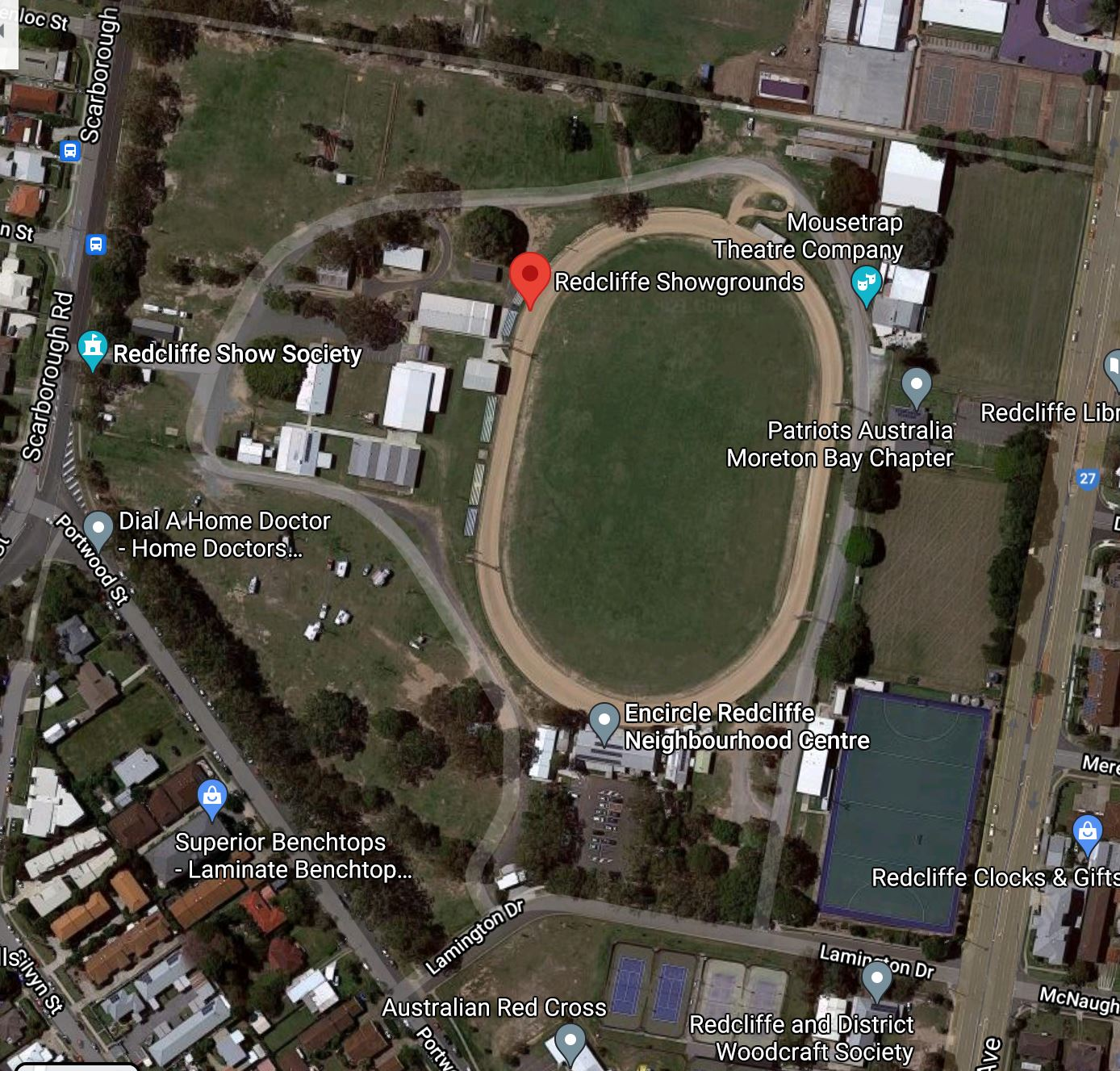 Redcliffe Show Ground